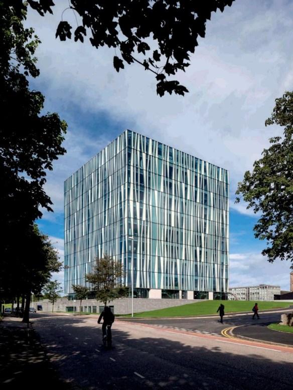 Biblioteca Universidad Aberdeen 2