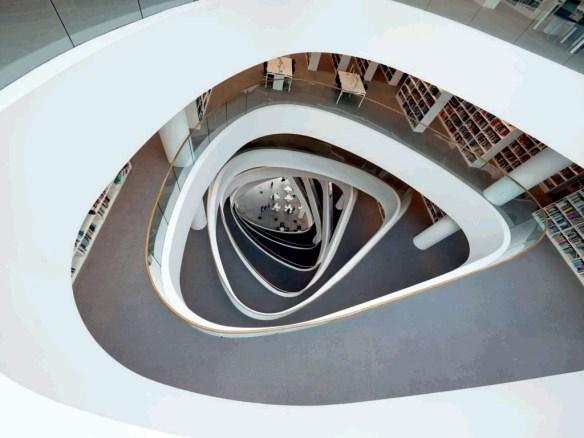 Biblioteca Universidad Aberdeen 7