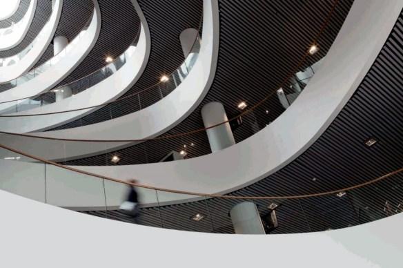 Biblioteca Universidad Aberdeen 9