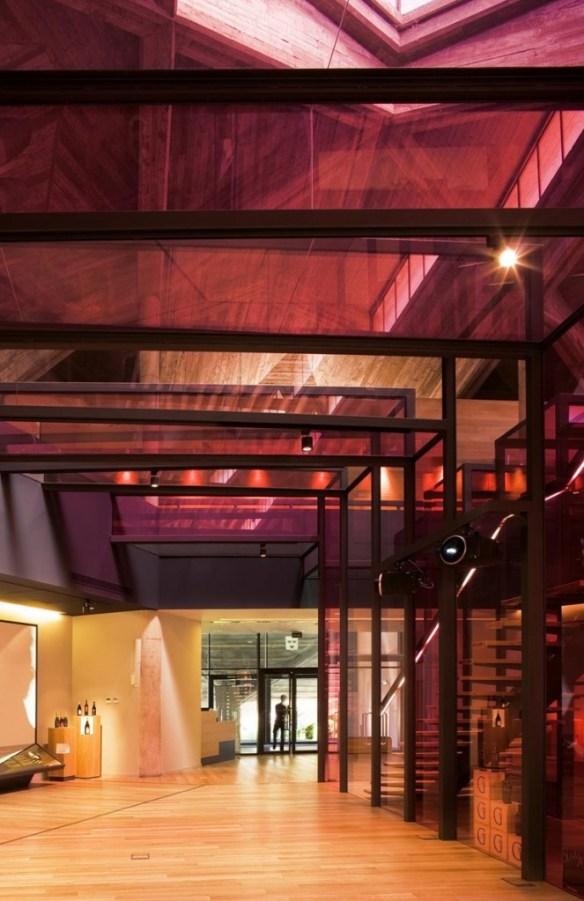 Bodegas Olarra / IA+B Arkitektura Taldea 8
