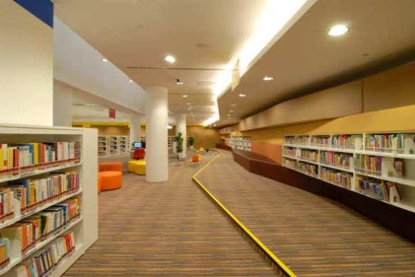 Libreria Pública Bishan 10