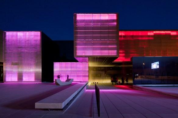 Centro Internacional para las Artes José de Guimarães 16