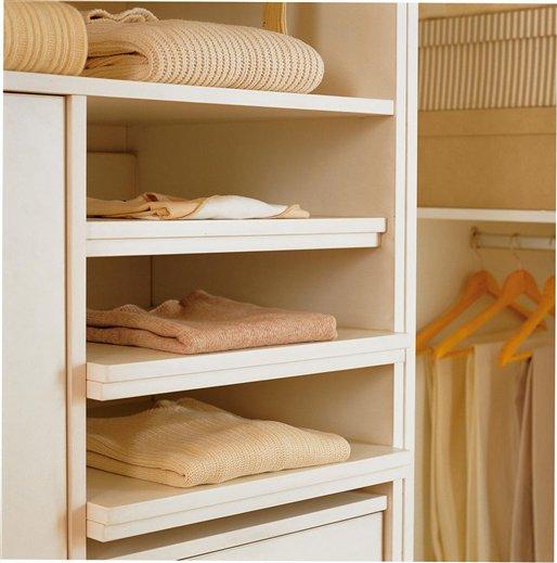 Ideas para organizar el armario 6