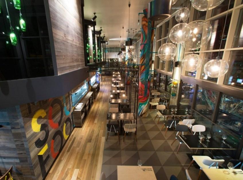 Restaurante BlueTrain 2