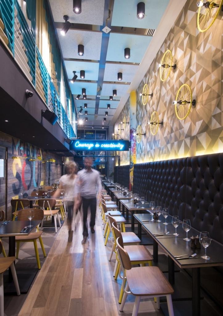 Restaurante BlueTrain 4