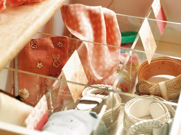 Ideas para organizar el armario 7