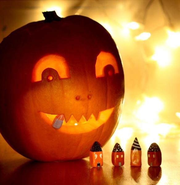 decorar halloween