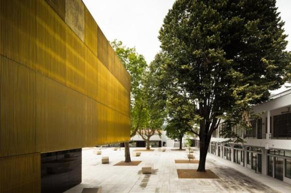 Centro Internacional para las Artes José de Guimarães 3