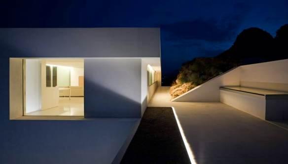 Casa del acantilado Fran Silvestre 2