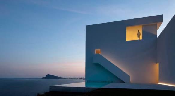 Casa del acantilado Fran Silvestre 8