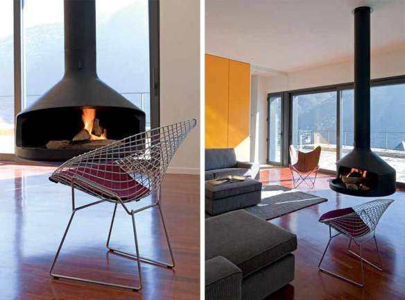 Casa en los Pirineos por Cadaval y Solà-Morales 14