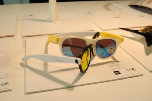 Just make, impresión 3d, printed sunglasses, gglab