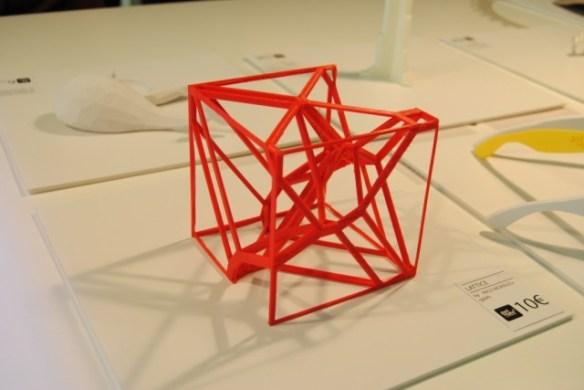 Just make, impresión 3d, lattice, paco morales, gglab
