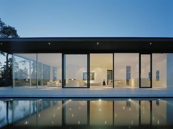 Casa del lago por John Robert Nilsson 11