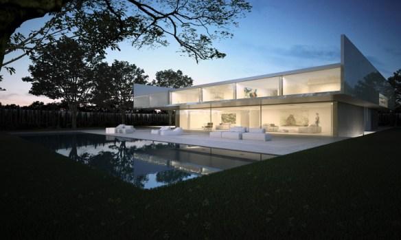 Casa de aluminio Fran Silvestre 2