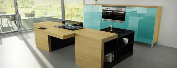 Kitchen in 9