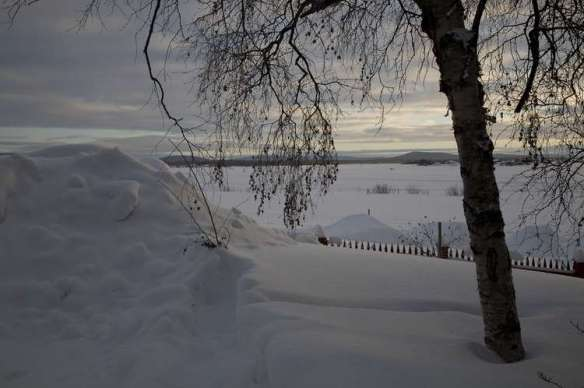 Jukkasjarvi alrededores