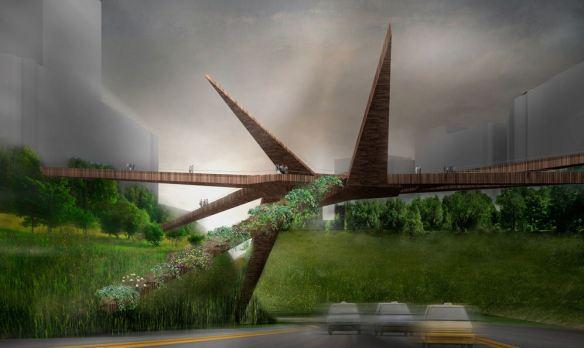 puente en lima, joyeria peruana
