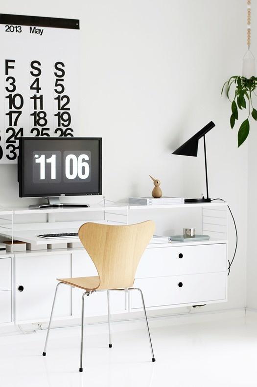 Decoración Arne Jacobsen 2