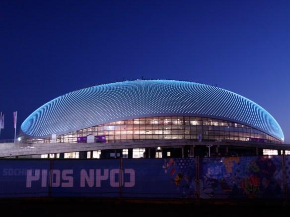 Juegos Olimpicos de Sochi, Bolshoi Ice Dome