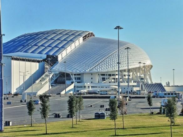 Juegos Olimpicos de Sochi, Estadio Olimpico Fisht 2