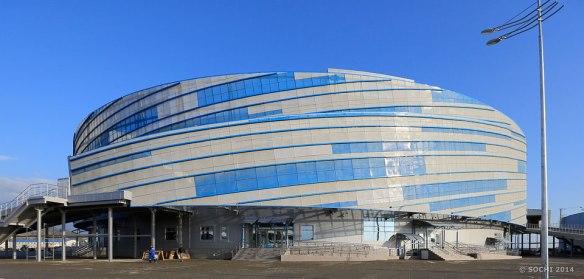 Juegos Olimpicos de Sochi, Shayba Arena