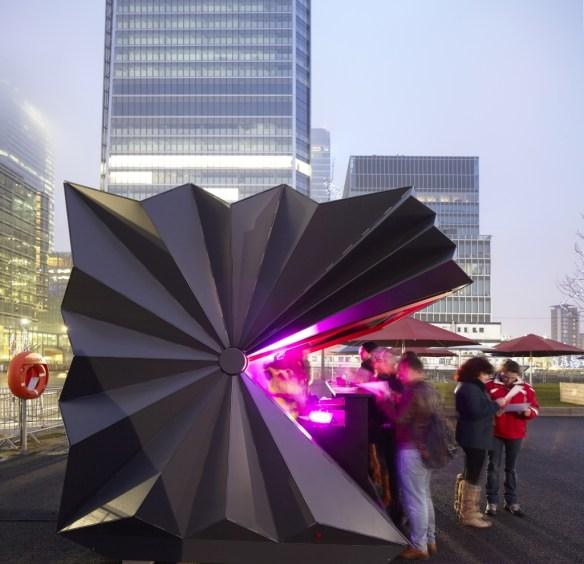 kiosco origami 4