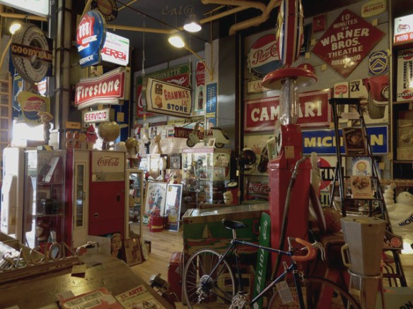tienda retro vintage detras a
