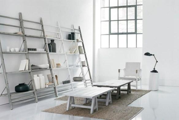 DIY escaleras de mano