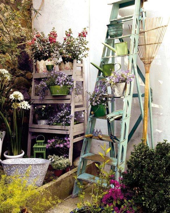 DIY escaleras de mano 66