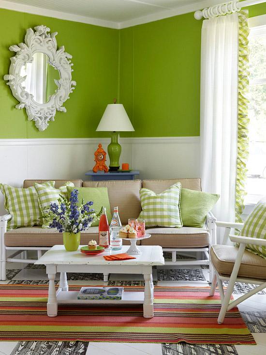 decorar en verde7