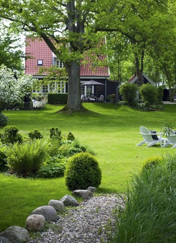 Casa de campo escandinava 1