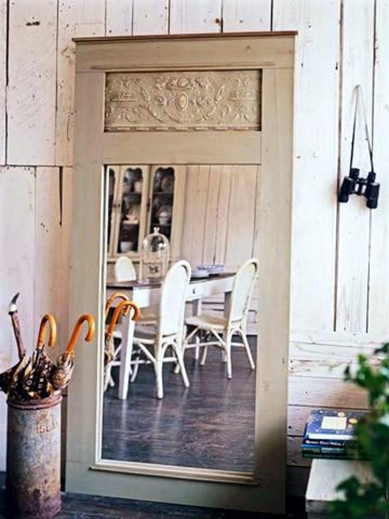Decorar con puertas antiguas 10