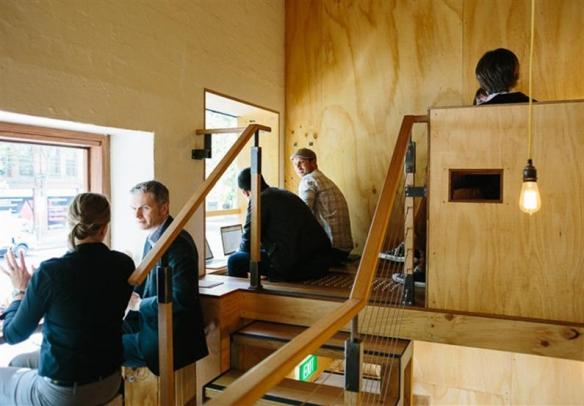 Flipboard Cafe 7