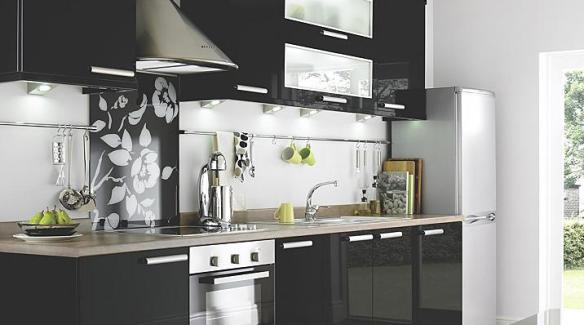 cocinas negras 13