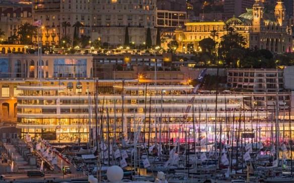 Foster + Partners Yacht Club Monaco 1