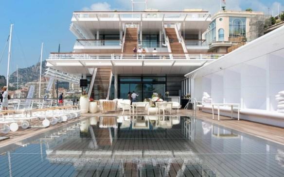 Foster + Partners Yacht Club Monaco 3