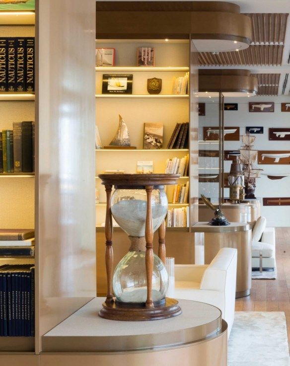 Foster + Partners Yacht Club Monaco 9