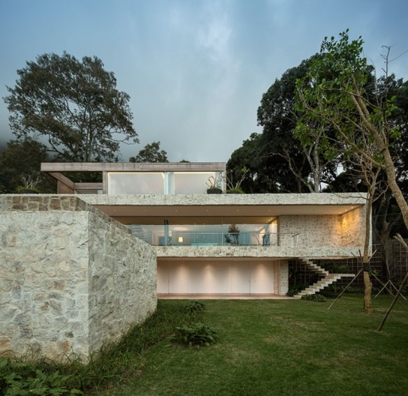 Casa AL Studio Arthur Casas 4