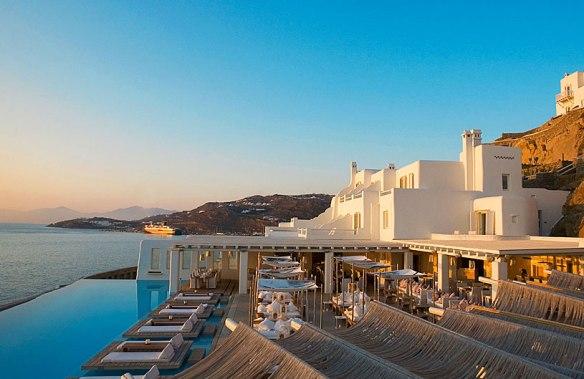 Hotel Cavo Tagoo, Mykonos 29