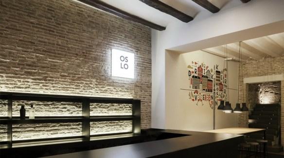 Restaurante Oslo Borja Garcia Studio 10