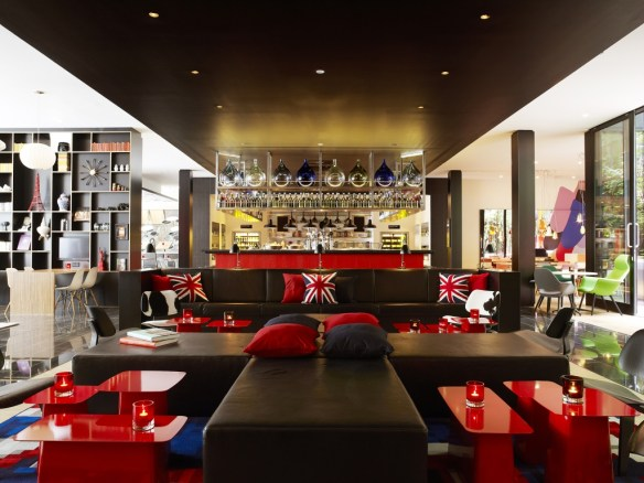 Hotel CitizenM Bankside londres 4