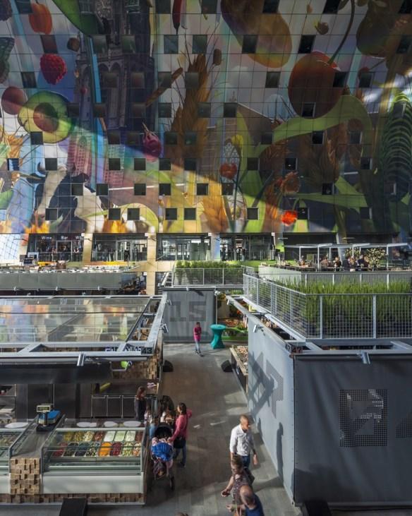 Markthal Rotterdam 8