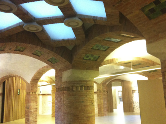interiors-zona-subterranea-hospital-san-pau-barcelona