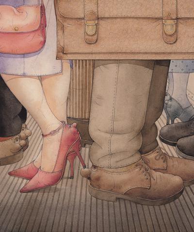 calzado 22
