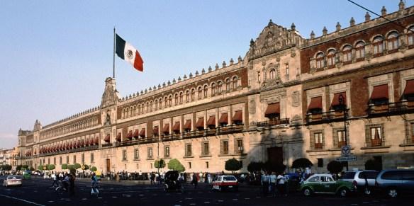 Palacio Nacional, Ciudad de México