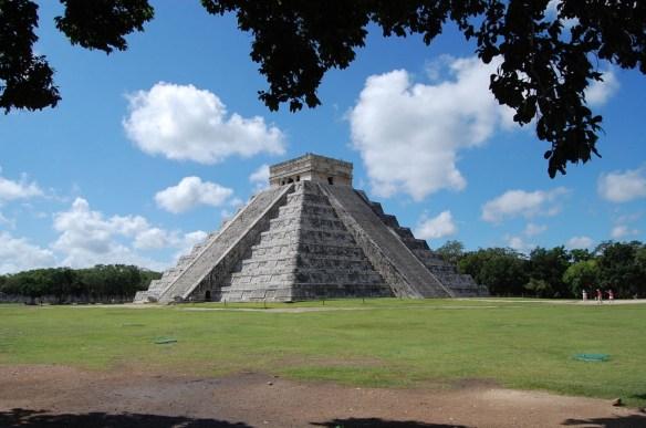 Castillo de kukulkan, Chichen Itzá
