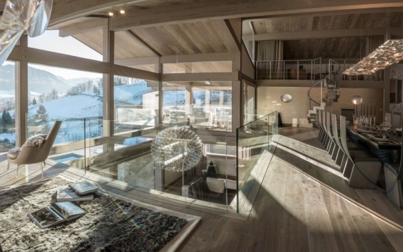 Chalet Mont Blanc 2