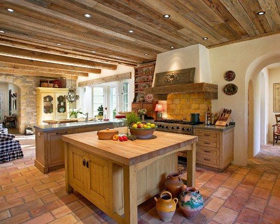 Cocinas rusticas 2