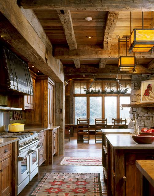 Cocinas rusticas 5